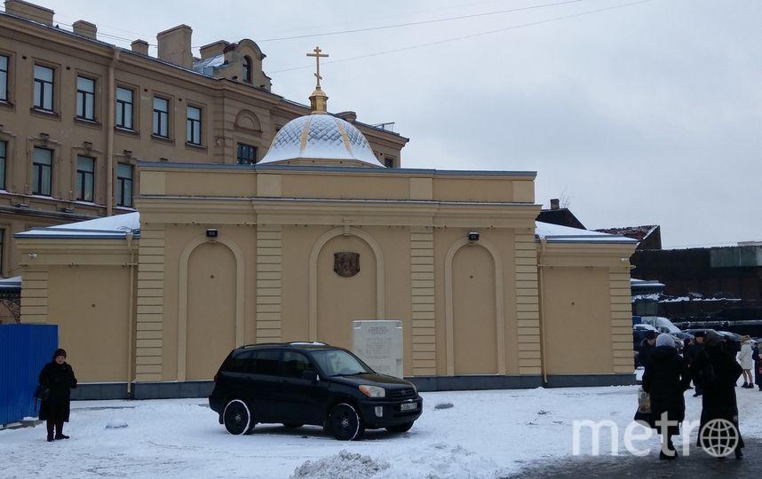 """Площадь этой церкви в пять раз больше, чем прежней часовни. Фото https://vk.com/o.bumazhenko, """"Metro"""""""