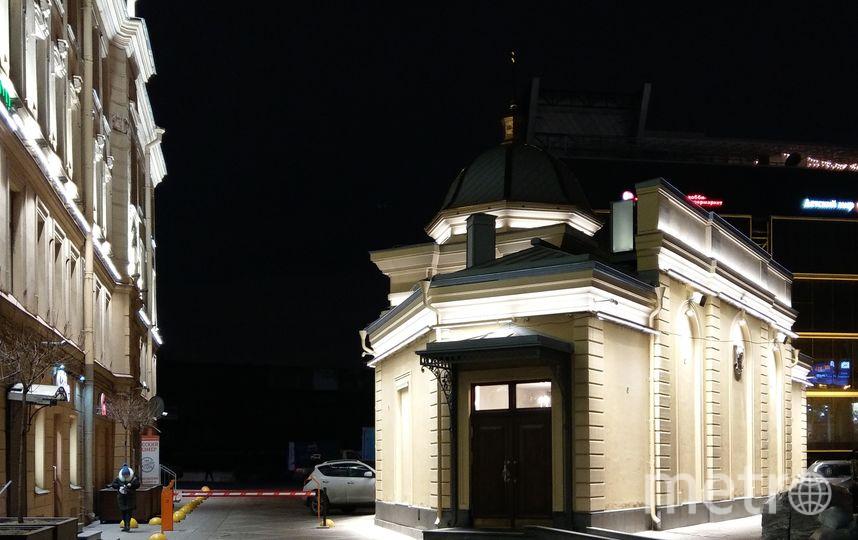 """Новая мемориальная Спасская церковь. Северный вход. Фото https://vk.com/o.bumazhenko, """"Metro"""""""