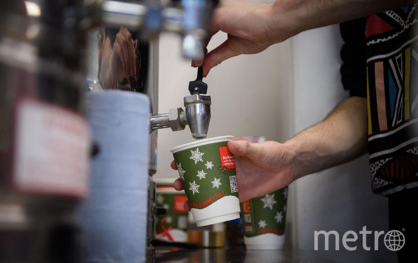 В Департаменте транспорта Москвы прокомментировали вопрос о штрафах за кофе в метро. Фото Getty
