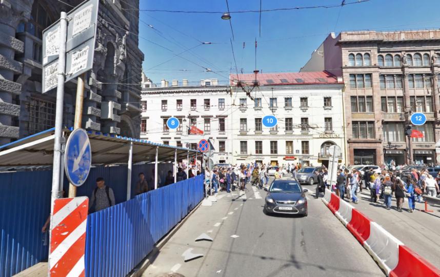 """""""Дом Вавельберга"""". Фото Яндекс.Панорамы"""