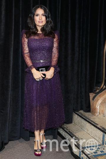 Сальма Хайек. Фото Getty