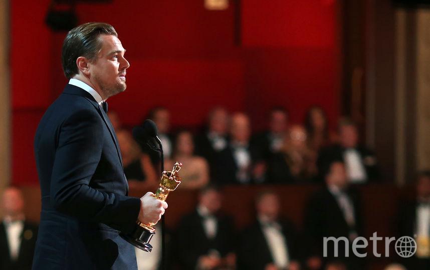 УДиКаприо отобрали «Оскар»