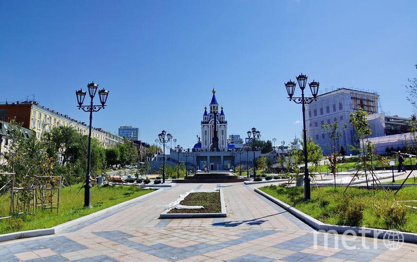 Хабаровск теперь уже не столица Дальневосточного едерального округа. Фото Pixabay.com