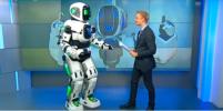 В Сети продолжают обсуждать робота Бориса