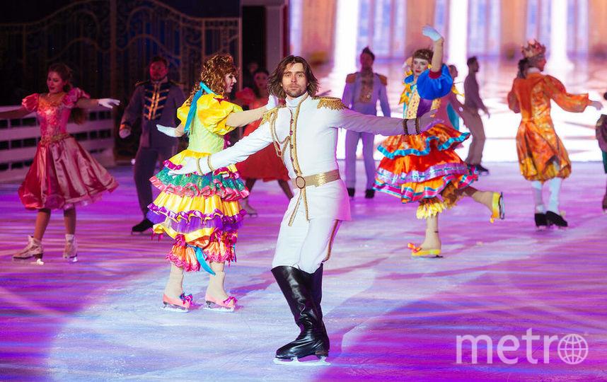 Балет «Золушка» фигуристы исполнят на льду. Фото Предоставлено организаторами