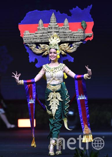Участница из Камбоджи. Фото Getty