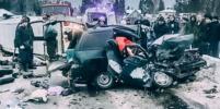 Разворотило напрочь: под Петербургом сразу два страшных ДТП унесли жизни