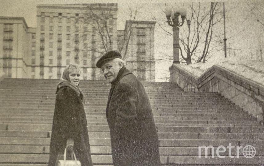 """60-е годы прошлого века. Алиса Фрейндлих и Игорь Владимиров. Фото предоставлено музеем, """"Metro"""""""