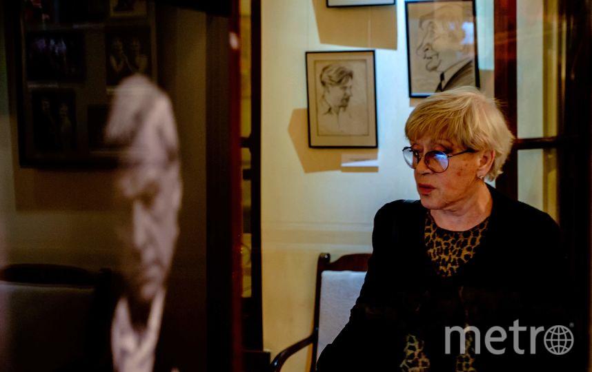 """Алиса Бруновна Фрейндлих. Фото Алена Бобрович, """"Metro"""""""