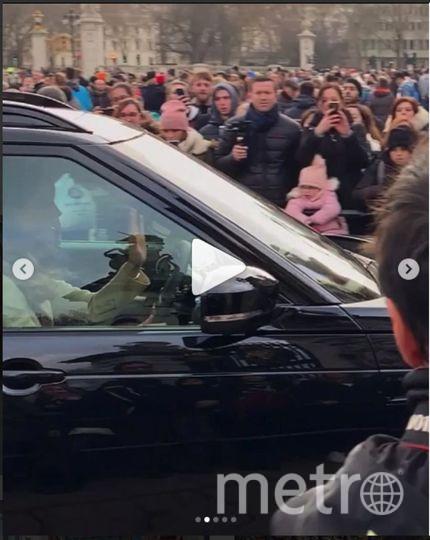 Кейт и сейчас сама водит машину. Фото https://www.instagram.com/melissagrflx/?utm_source=ig_embed