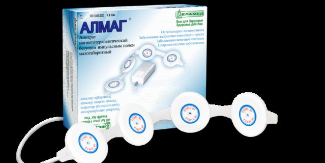Аппарат магнитотерапии АЛМАГ-01 8500 – 8900 руб.