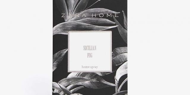 Аромат для дома Sicilian Fig, Zara Home 1099 – 1599 руб.
