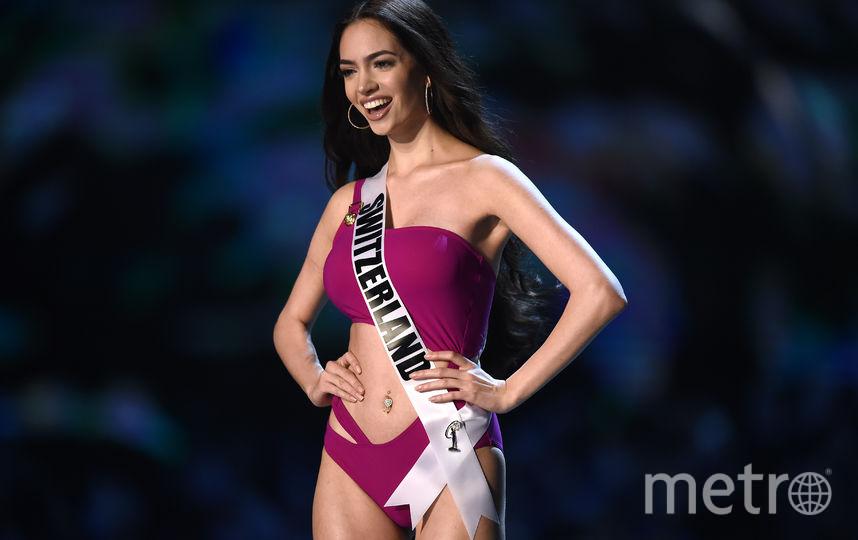 """Участницы конкурса красоты """"Мисс Вселенная-2018"""". Фото AFP"""