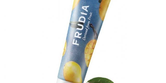 Frudia Honey Sleep Lip Mask Mango.