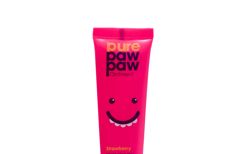 Pure Paw Paw Ointment Strawberry. Фото предоставлено пресс-службой бренда
