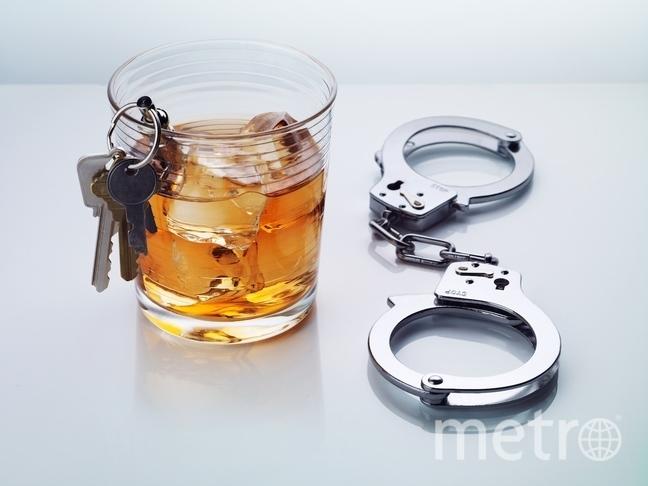 Как алкоголь влияет на вождение за рулем.