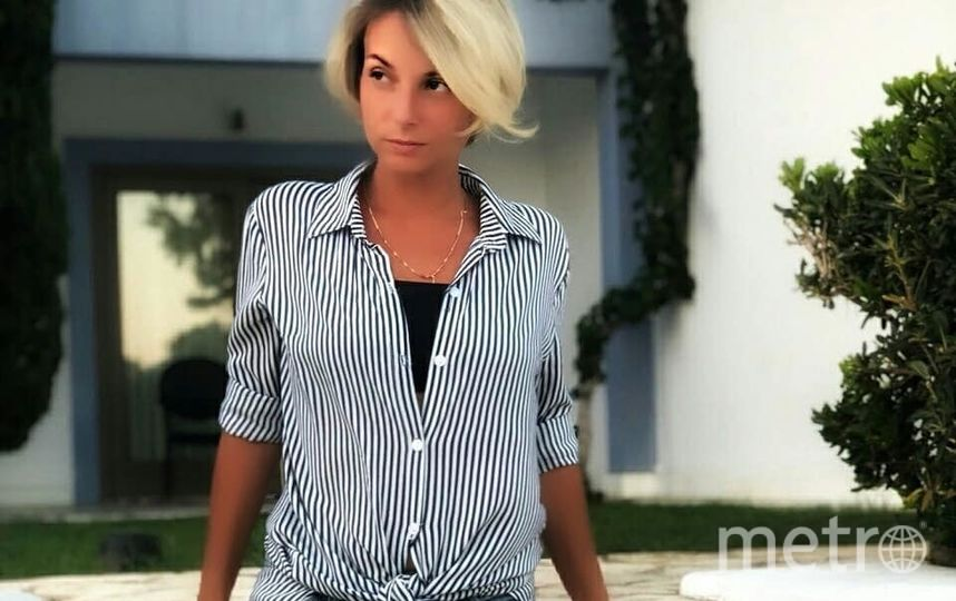 Дарья Сагалова. Фото Скриншот Instagram: @dariasagalova