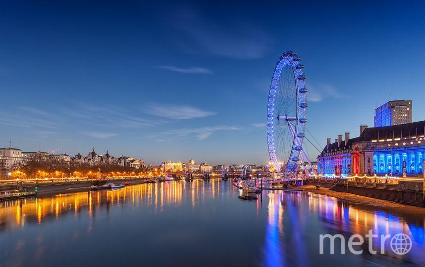 Лондон - вполне себе - зе кэпитал оф гик-культура. Фото https://pixabay.com/