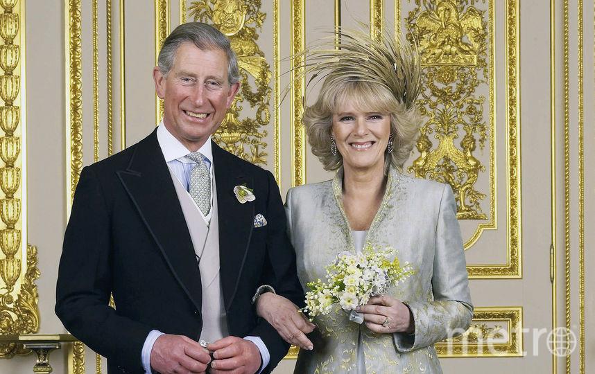 Принц Чарльз с супругой Камиллой. Фото Getty
