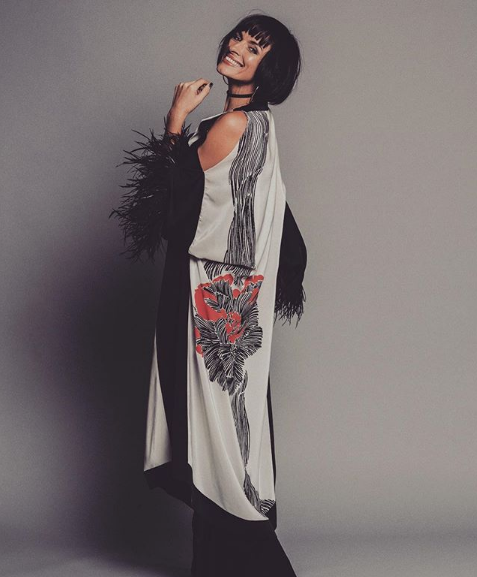 Надежда Мейхер-Грановская. Фото Скриншот Instagram: nadyameiher