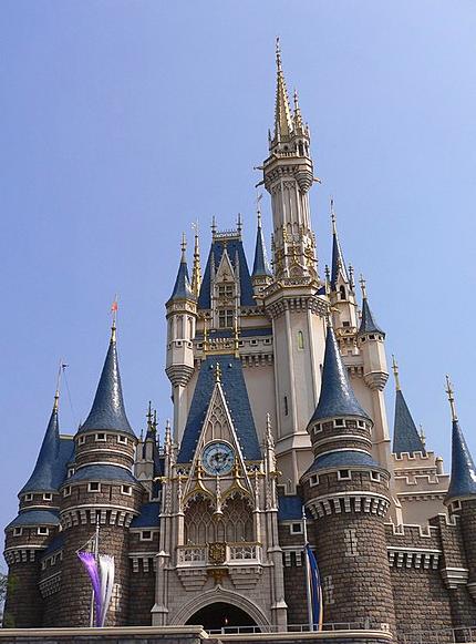 Диснейленд в Токио. Фото Wikipedia