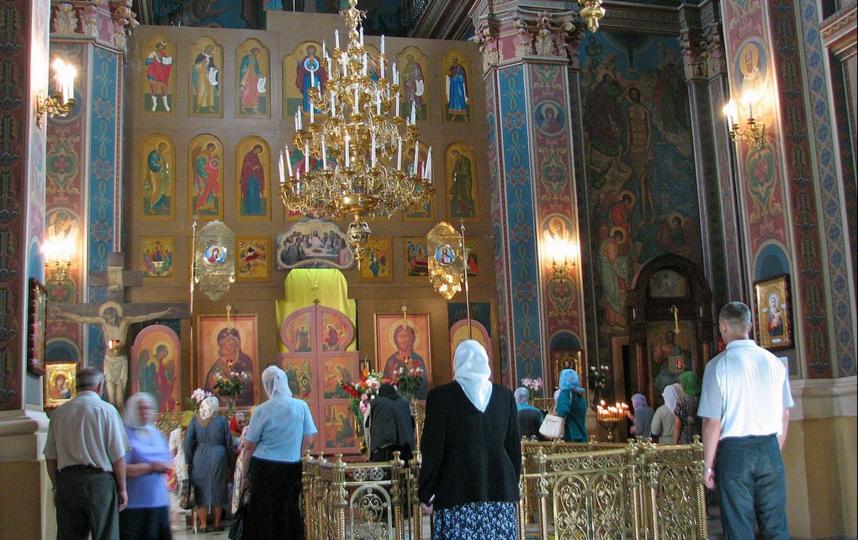 Спасо-Преображенский собор (Винница). Фото Wikipedia