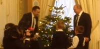 Тяжелобольному мальчику понравился обещанный Путиным полет над Петербургом