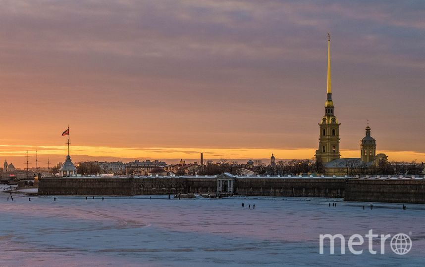 Артем Пальянов мечтал увидеть Петербург с высоты птичьего полета. Фото Pixabay.com