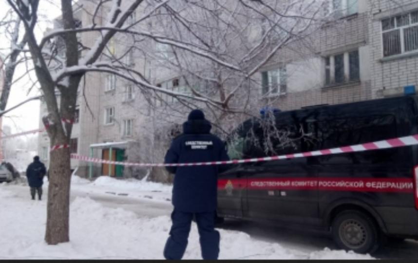 Взрыв газа в Вологде: один погиб, есть пострадавшие, введен режим ЧС. Фото vologda.sledcom.ru