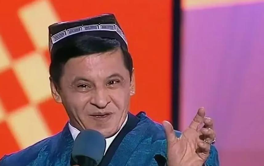 Обид Асомов, фотоархив. Фото Скриншот YouTube