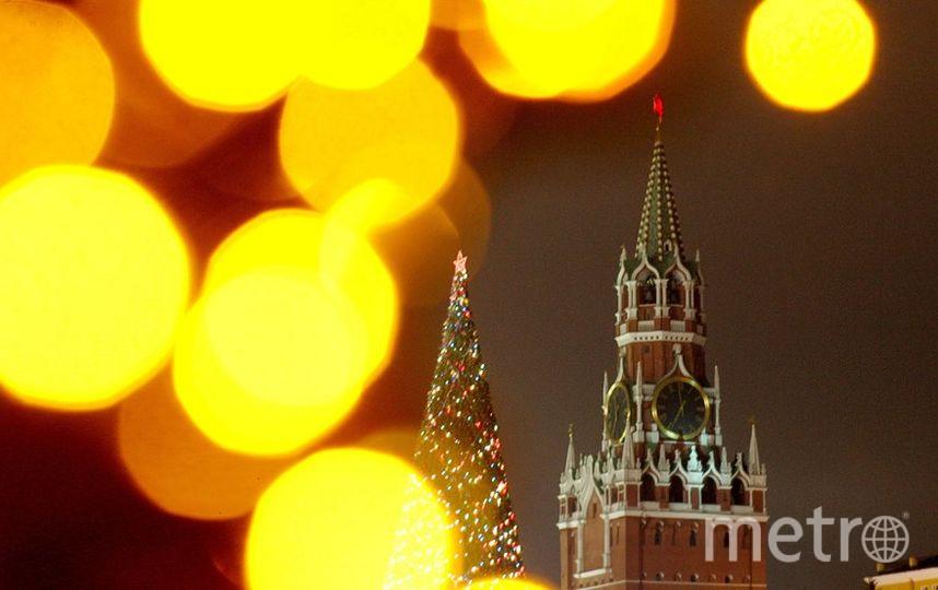 На Соборной площади хвойная красавица появится во вторник. Фото Getty