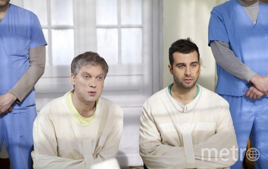 """Кадр из фильма """"Ёлки 3"""". Фото kinopoisk.ru"""
