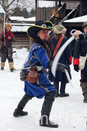 В Ленобласти прошли Зимние Шведские Манёвры. Фото Автор - Кристина Николаева, предоставлено - участниками мероприятия.