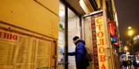 В Петербурге на смену кафе придут столовые