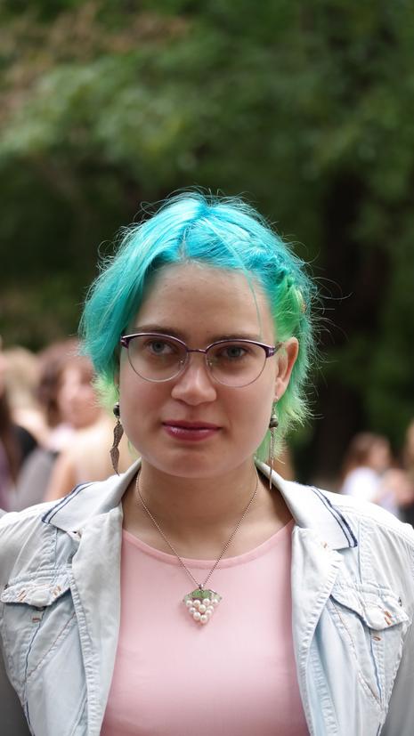 Ольга Носенко. Фото предоставлены героинями публикации
