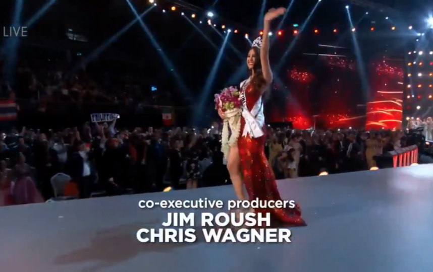 Мисс Вселенная-2018. Фото Скриншот Youtube