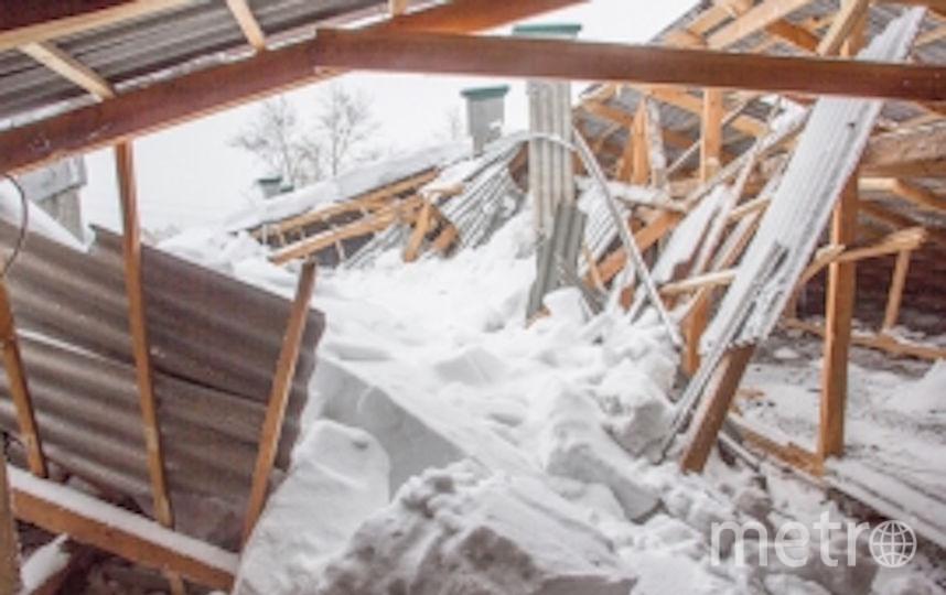 Под завалами могут оставаться ещё четыре человека. Фото 50.mchs.gov.ru