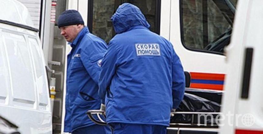 Из-под завалов освободили пять человек. Фото РИА Новости