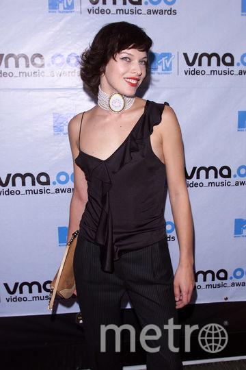 Милла Йовович в молодости. Фото Getty
