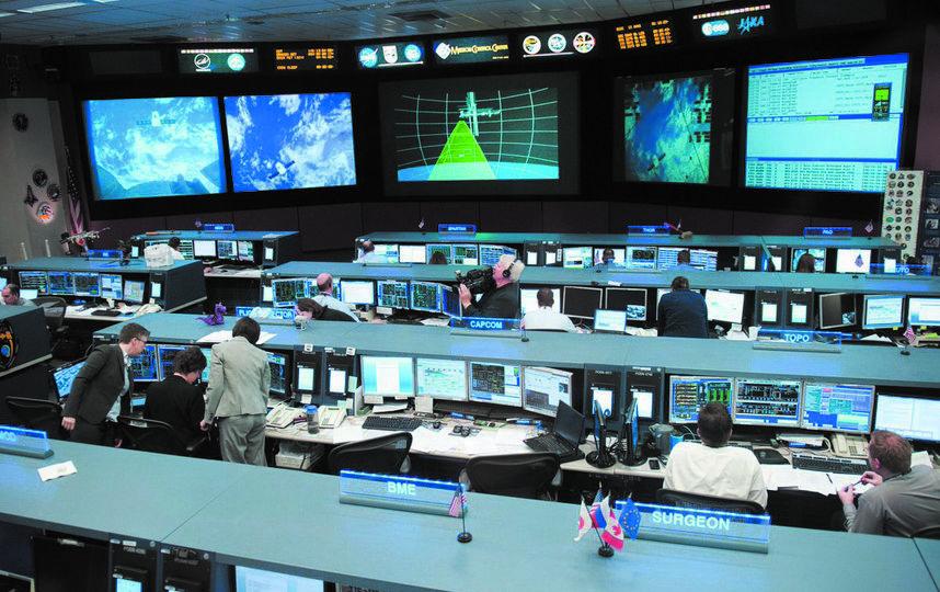 NASA следит за  космической миссией российского экипажа. Фото NASA, Скриншот Youtube