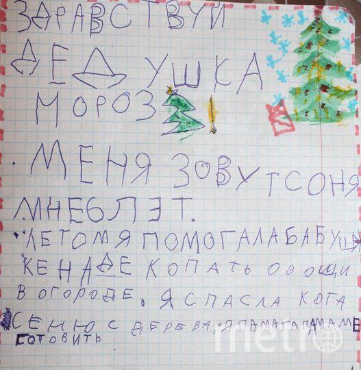 """Сенникова  София, 6 лет. Фото Сенникова Ирина Юрьевна, """"Metro"""""""