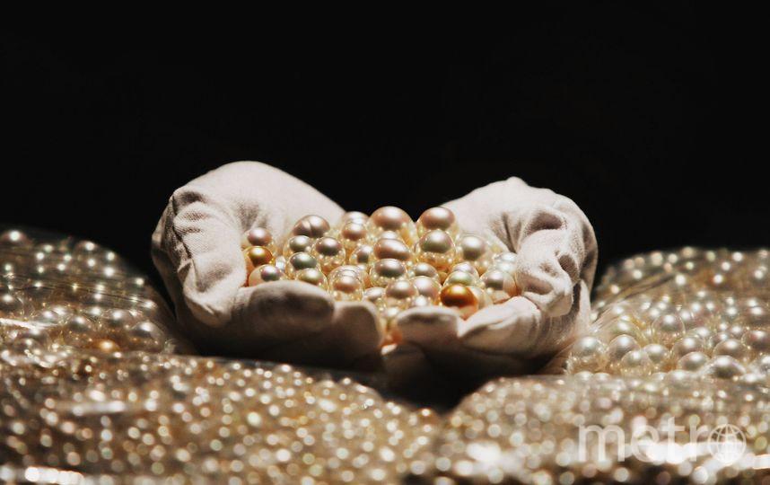 По словам специалиста, жемчужина может стоить от двух до четырёх тысяч долларов. Фото Getty
