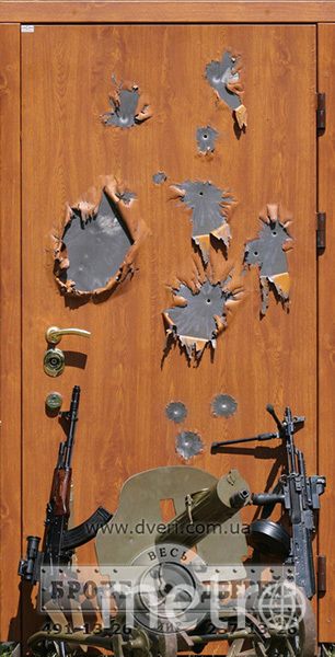 Взломостойкая дверь 6/3 (6) BODYGUARD™ 6-го класса взломостойкости. Фото dveri.com.ua