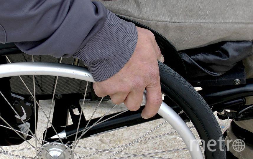 В Петербурге инвалид объявит голодовку, добиваясь доступной среды. Фото pixabay.com
