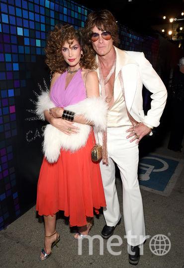 Синди Кроуфорд и Рэнди Гербер. Фото Getty