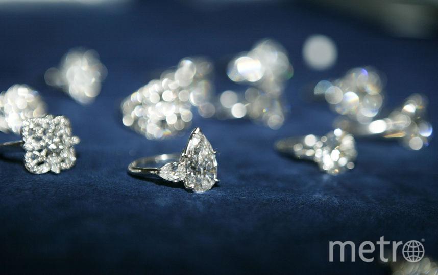 Кольца с бриллиантами. Фото Getty