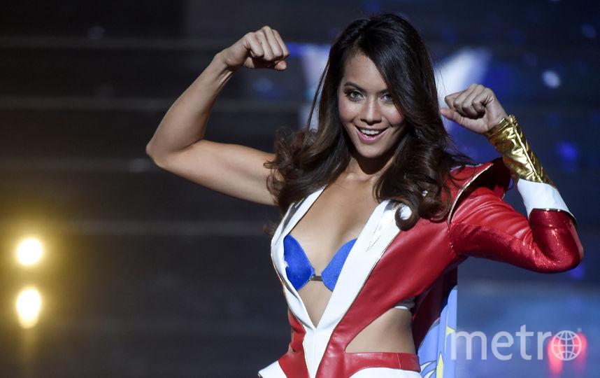 """Конкурс красоты """"Мисс Франция-2019"""". Фото AFP"""