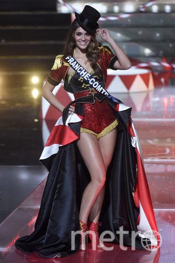 "Конкурс красоты ""Мисс Франция-2019"". Фото Getty"