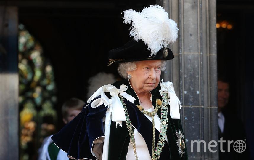 Королева Великобритании. Фото Getty