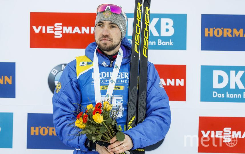 Российский биатлонист Александр Логинов один из фигурантов расследования австрийской полиции. Фото Getty